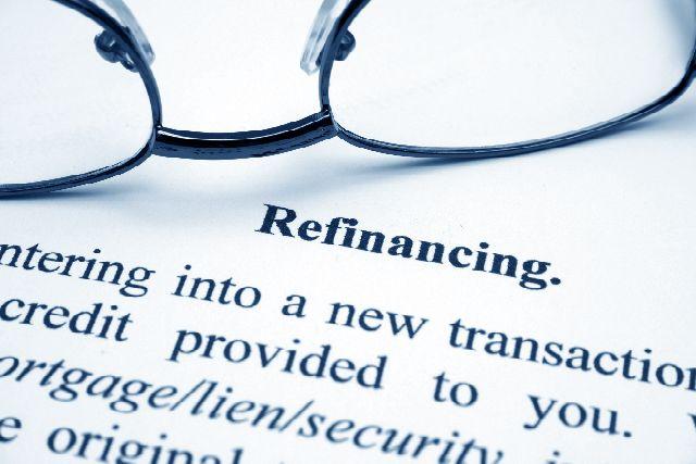 mortgage broker refinancing